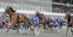 2014 TROTTING MASTERS